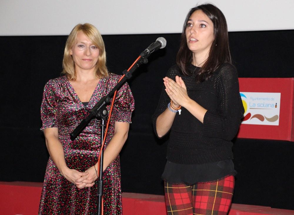 Homenaje Amparo Pacheco