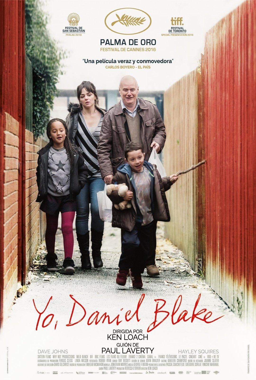 Yo Daniel Blake