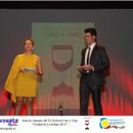 Presentadores de la Gala (Marina Moreno y Antonio Jaime)