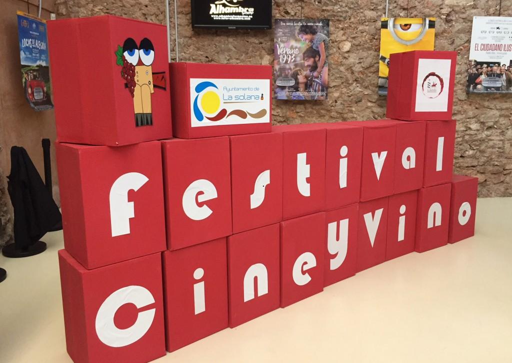promocion festival cine y vino