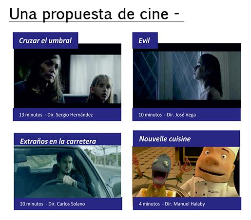 propuesta cine